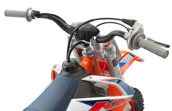 KTM UNVEILS THE 2021 KTM 50 SX FACTORY EDITION