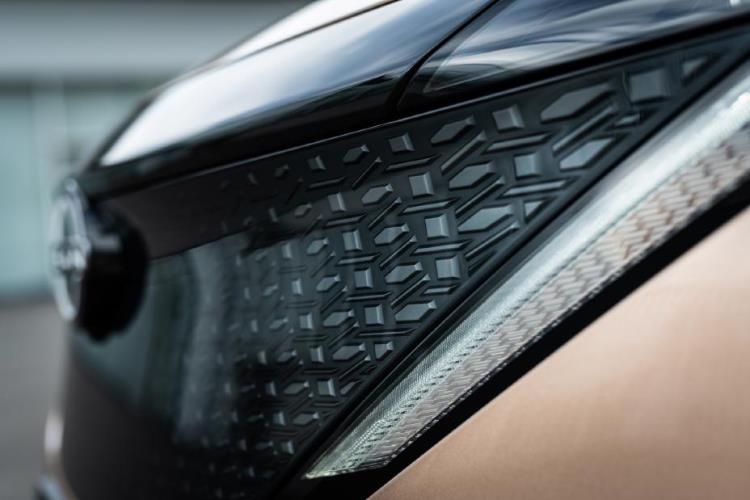Nissan Ariya headlight