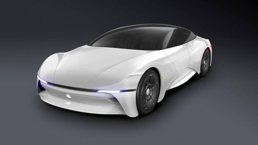 Apple Car LiDAR sensor report just tipped release date