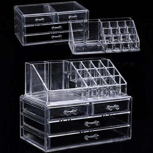transparent-makeup-organizer